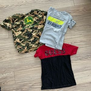3 Boys T Shirts